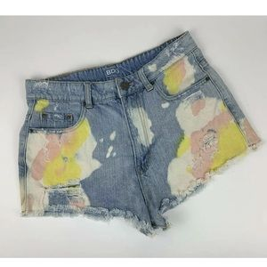 Urban Outfitter BDG High Rise Dree Cheeky Shorts